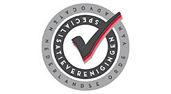 Logo Keurmerk Nederlandse Orde van Advocaten